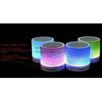 Wholesale Column LED Mini Wireless Bluetooth Speaker TF USB FM Portable Music Loudspeakers Hand-free call For iPhone 6 Phone PC from china suppliers