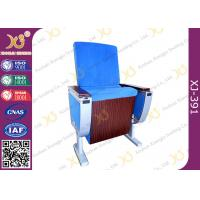 Wholesale Pure Aluminum Alloy Structure Cinema Theater Chairs With Big Folding Dining Table from china suppliers
