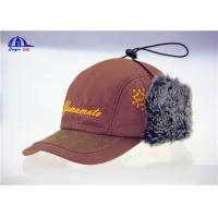 Wholesale Fashion Flat Embrodery Logo Warm Winter Hats and Hats Multi Color and Size from china suppliers