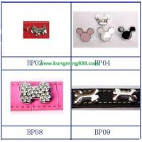 Buy cheap Decorative Rivets for Dog Collars,Rhinestone Rivet,Wristb from wholesalers