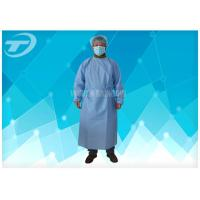 Wholesale Reinforced Sterile Surgical Gowns Non Woven / Disposable Patient Gowns For Surgery from china suppliers