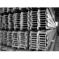 Wholesale Hot Rolled I Beam Galvanized Steel Products With GB / JIS / EN And JIS Standard from china suppliers