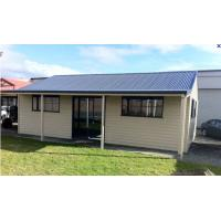 Wholesale Earthquake Proof Prefabricated House Kits , Low Cost Modular Homes Bungalow / Light Steel Frame from china suppliers