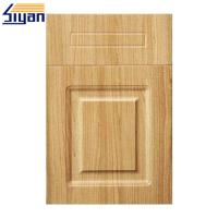 Wholesale PVC Film Pressed MDF Cabinet For Vinyl Wrapped Kitchen Doors Reviews from china suppliers
