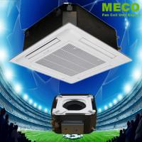 Wholesale Energy-saving DC motor cassette fan coil unit 2.7Kw-0.75RT from china suppliers