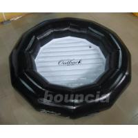 Wholesale 2.8m Outer Diameter Small Inflatable Water Pool With 0.9mm PVC Tarpaulin from china suppliers