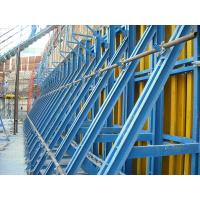 Wholesale H20 Timber beam formwork with single side bracket for retaining wall from china suppliers