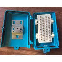 Wholesale Outdoor Telephone Terminal Box 20 Pairs Screw Type Waterproof Aluminum Wiring Box from china suppliers