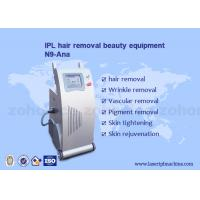 Wholesale IPL Skin Whitening , Hair Remover Beauty Machine With Two Handles from china suppliers