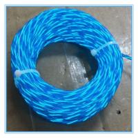 Buy cheap Flashing El chasing wire,flowing running wire, welted or non welted from wholesalers