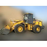 Wholesale 4 Wheel Drives LW500KL Wheel Loader Earthmoving Machinery Safe Driving Space from china suppliers
