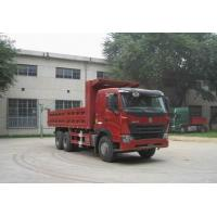 Wholesale HOWO A7-6*4-336HP-19cbm-Dump tipper truck from china suppliers