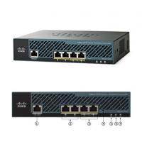 Wholesale 4 Ports Cisco Wireless Controller With 25 Access Points AIR-CT2504-25-K9 from china suppliers