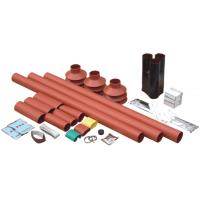 Wholesale Outdoor High Voltage Heat Shrinkable Termination Kits 35KV 3 - CORES from china suppliers
