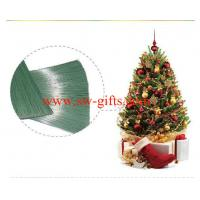Wholesale PET needle for christmas tree christmas wreath christmas gift needle from china suppliers
