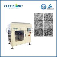 Wholesale Nano SiOx Modified Nano Coating Spray Ultrasonic Spraying Machine 40 - 120KHZ from china suppliers