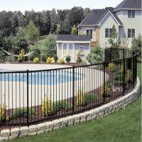 Wholesale aluminum pool fencing from china suppliers