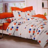 Wholesale Bedding Set with Reactive Printing, Made of Cotton, 133x72 from china suppliers