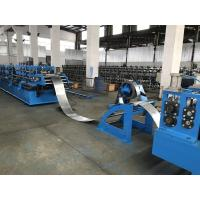 Wholesale 8 units Punching system Hat Roll Forming Machine / roll forming equipment from china suppliers