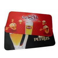 Wholesale Custom Cloth Rubber Bar Runner, Washable Commercial Beer Mats from china suppliers