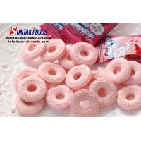 Wholesale Black Tea Flavor Sugarless Mints Sour Sweets Candy Pink OEM ODM from china suppliers