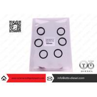 Wholesale DENSO 1020 Injector black Seal O-Ring Common Rail Injector Parts 6 pieces from china suppliers