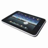 Wholesale 8-inch MID with TFT 260K Color LCD and Super Thin Shell, Res-type Touch Panel from china suppliers