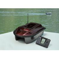 Wholesale Brown Eagle Finder Wireless Remote Control Bait Boats, High Speed Fishing Boat RYH-001A from china suppliers