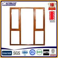 Wholesale aluminum cladding window aluminium composite windows aluminium wooden windows from china suppliers