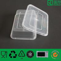 Quality plastic food container 500ml for sale