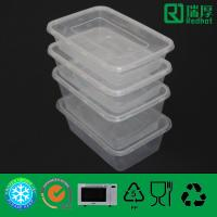Quality Microwaveable & Freezable Plastic Food Container for sale