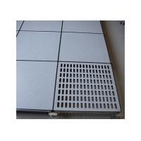 Wholesale 30mm or 35mm thickness cement core panel HPL Anti Static Raised Floor For Network Room  from china suppliers