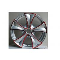 Wholesale 4 / 5 Hole 16 Inch Alloy Wheels 15x6.5 16x7.0 For Automobile from china suppliers