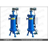 Quality Hydraulic valve self cleaning water filter for industry water filtration for sale