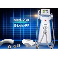 Wholesale 2000 Watt  Portable E-Light IPL RF Machine EMC / LVD Approved from china suppliers