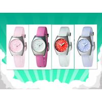 Wholesale Water Resistant Round Slim Kids Analog Watch For Boys Girls from china suppliers