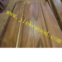 Quality Lobular Acacia wood flooring Solid wood flooring  hardwood flooring for sale