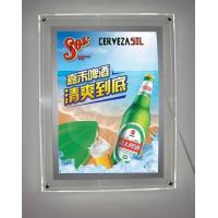 Wholesale Acrylic Lighting Box, LED crystal light box from china suppliers