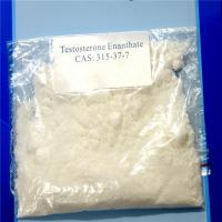 Wholesale CAS 315-37-7 Testosterone Enanthate Raw Steroid Powders Oral Bulking Steroids from china suppliers