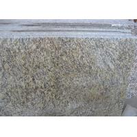 Wholesale Tiger Skin Gold Yellow  Granite Countertop Tiles , Granite Kitchen Tiles Polished from china suppliers