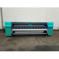 Quality 3.2m New Model Solvent Printer Outdoor Printing Machine with Konica512/Konica 512i Heads for sale