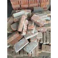 Wholesale Natural Surface Old Wall Bricks High Bending Strength 240*60*22mm from china suppliers