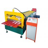 Buy cheap Galvanized Steel Profile Metal Roofing Corrugated Sheet Roll Forming Machines C10 from wholesalers