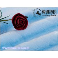Wholesale Cut skill sherpa coral fabrics coral fleece fabric for blanket fabric and apparel from china suppliers