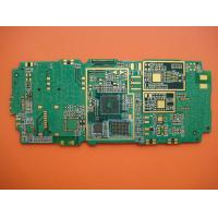 Wholesale Custom green color 0.2mm Min. Hole 0.1MM Min. Line 0.1MM  Min. Line Space 1.0 OZ FR4 pcb from china suppliers