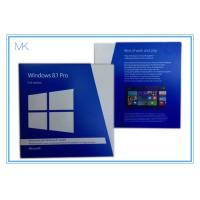 Wholesale Windows 8.1 Pro 32 64 Bit Full Version Windows Pro Retail Online Activation from china suppliers