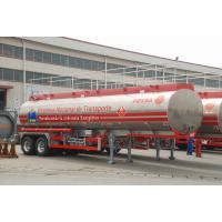 Wholesale 2 AXLES-Aluminum Alloy Tank Semi-Trailer from china suppliers