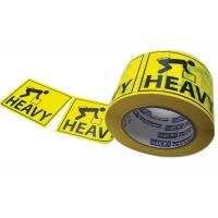 Wholesale Custom Printed Carton Sealing Tape With Company Logo Printing / Advertising Text from china suppliers