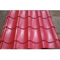 Wholesale CGCC, SGCH, SPCC, Q195, ETC Pre-painted Roofing Sheet 660mm - 1100mm Width from china suppliers