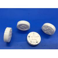 Wholesale Zirconia Ceramic Disc / Round  Ceramic Block with Holes Slot Pattern Design from china suppliers